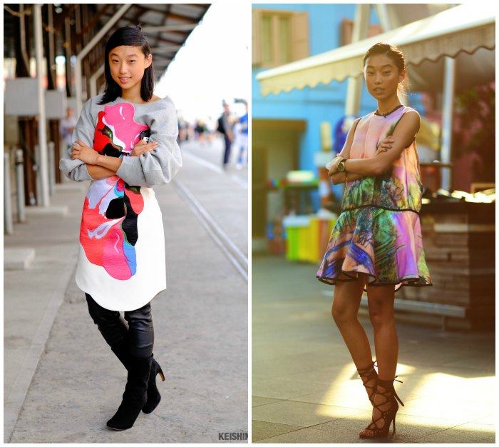 Margaret-Zhang-Street-style-Inspiration-bold-prints-fashion-blog-breakfast-with-audrey