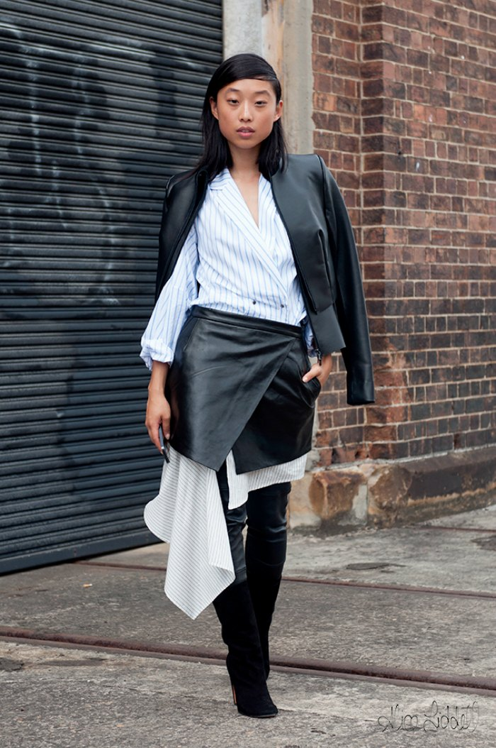 Margaret-Zhang-Street-style-Inspiration-skirts-over-pants-2-fashion-blog-breakfast-with-audrey