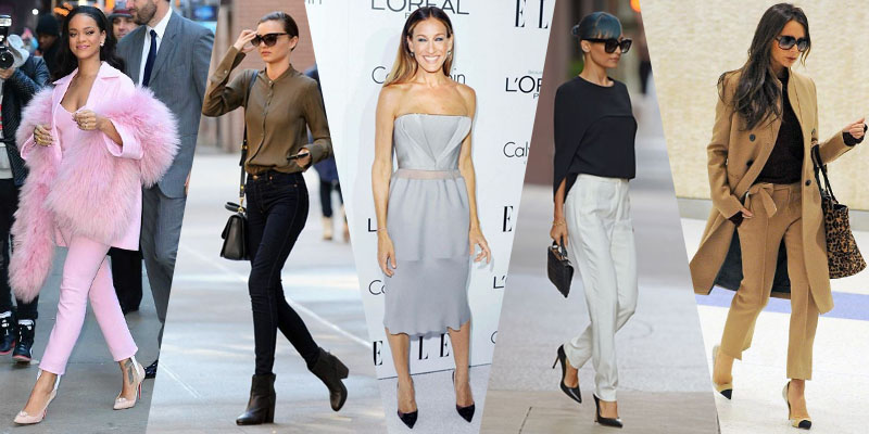 10 Fashion Icons and the Trends They Made Famous - Forbes